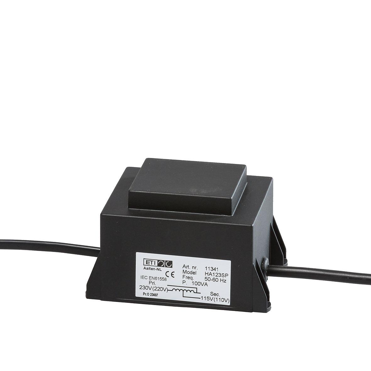 11341 - 220…230/110…115V-100VA HA123SP