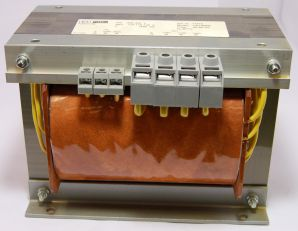 11516 - 230-400/110-115-120V-1600VA CR190NN